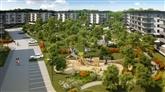 Osiedle Chopina Park - budynki H i I