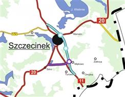 DK 20 Obwodnica Szczecinka