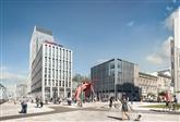 Wielofunkcyjny kompleks biurowo-usługowy Hi Piotrkowska, Hotel Hampton by Hilton ****