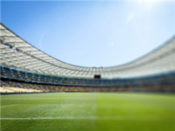 Stadion sportowy w Kamionce