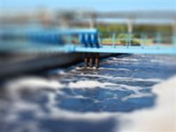 Zbiornik wody Stacji Uzdatniania Wody w Chłopicach