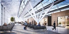 Airport City Gdańsk - etap V - bud. Echo