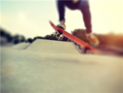 Skatepark w Siekierkach
