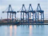 Port Świnoujście - stanowisko promowe nr 1